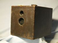 '                    1898 Kodak No.2 Bulls Eye Camera-RARE- ' Kodak No.2 Bulls Eye Camera £69.99